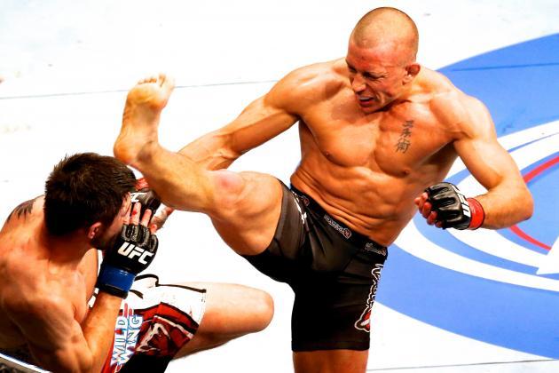 Firas Zahabi: GSP Open to Fighting Anderson Silva Next and Retiring