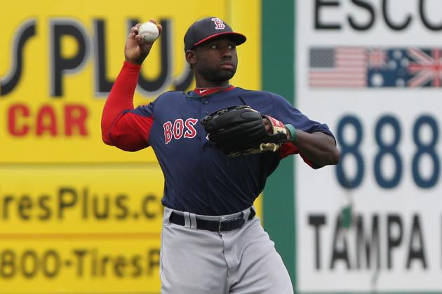 Jackie Bradley Jr. Officially Makes Boston Red Sox's Opening Day Roster