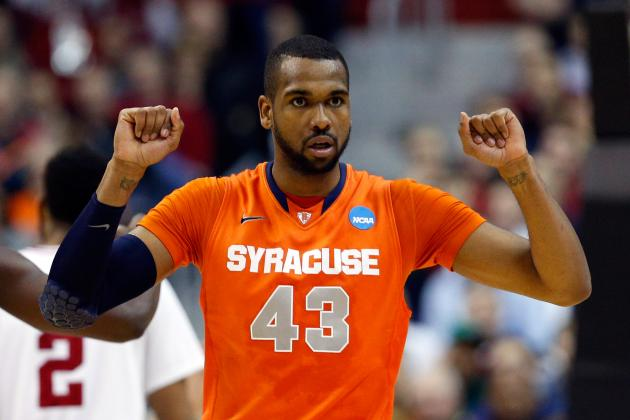 Syracuse Basketball Players Not Satisfied with Trip to Final Four