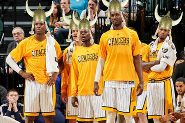 Indiana Pacers Are Playing Better on the Road, Playing Like Vikings