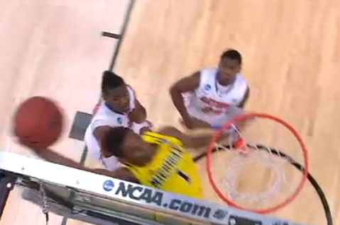 Dunk by Robinson: March Madness Video Hub