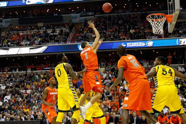 Final Four 2013: Head-to-Toe Breakdown of Syracuse's Michael Carter-Williams