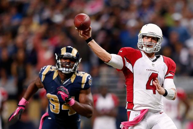 Kevin Kolb Signing Right Move for Buffalo Bills Heading into NFL Draft
