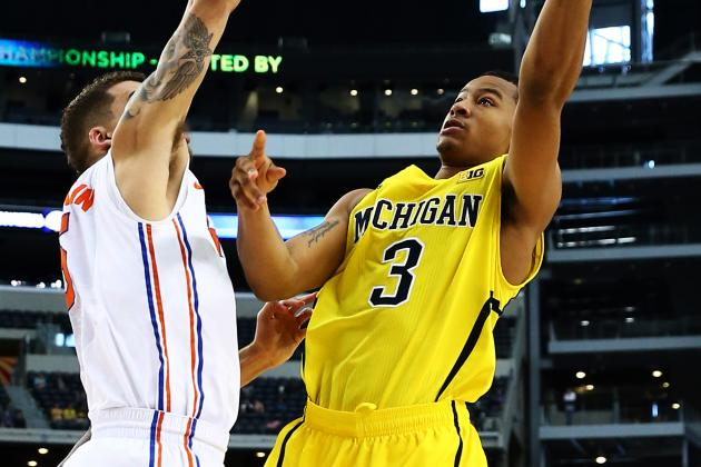 Elite Eight: Michigan Rolls Past Florida