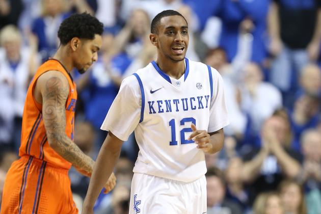 How Ryan Harrow's Transfer Affects Kentucky's 2013-14 Rotation