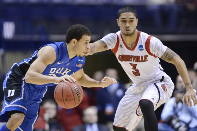 Duke vs. Louisville: Live Score, Highlights and Elite 8 Reaction