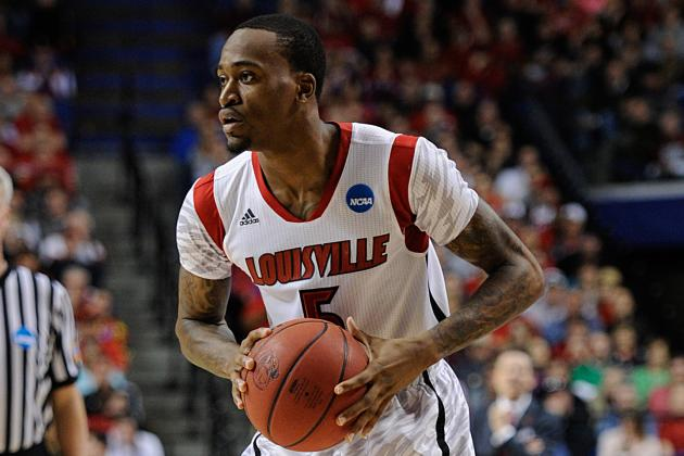 Louisville Soph. Kevin Ware Suffers Serious Leg Injury