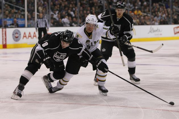 ESPN Gamecast: Los Angeles Kings vs. Dallas Stars