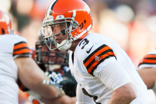 Building the Cleveland Browns: Finding the Right Mix of Veterans and Rookies
