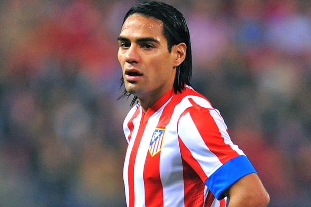 Chelsea Favorite to Sign Falcao