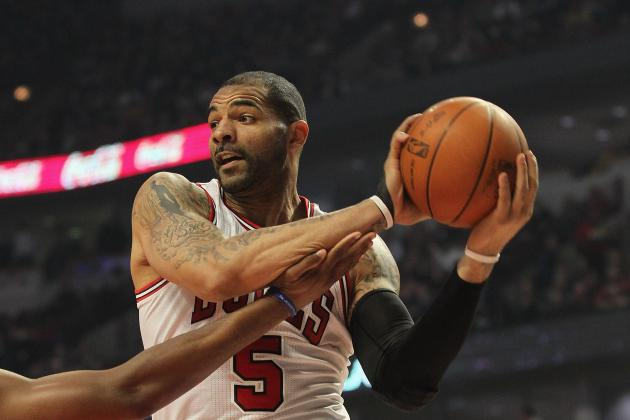 Detroit Pistons vs. Chicago Bulls: Live Score, Results and Game Highlights