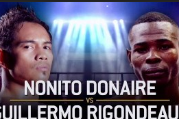 Donaire: I Think Rigondeaux Is Nervous; He Has Too Much Respect for Me