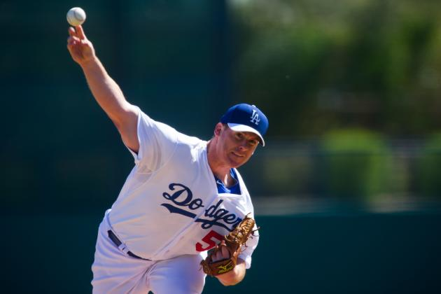 Dodgers Place Chad Billingsley, Ted Lilly on Disabled List