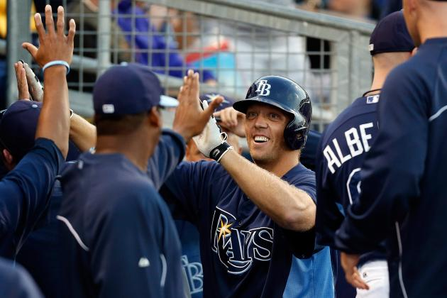 Rays Set Roster for Opening Day
