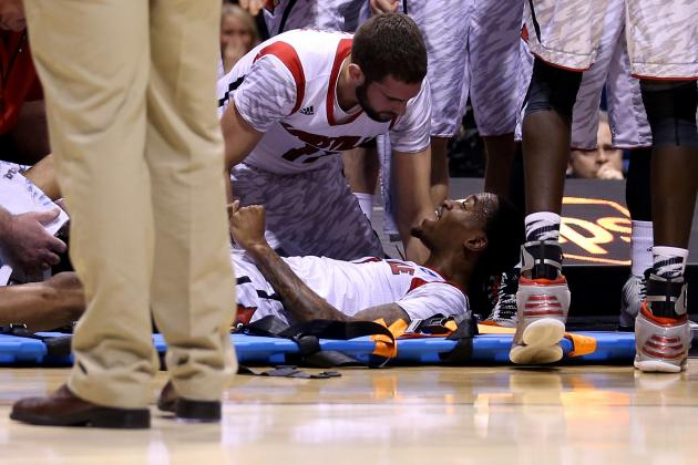 Kevin Ware Injury: Twitter Reacts To Guard's Horrific Leg Injury