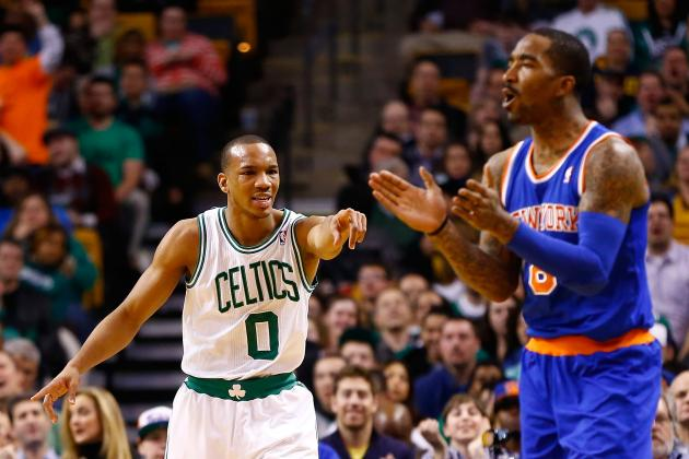 Knicks Beat Celtics 108-89