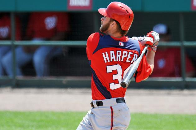 Nationals Are Embracing Lofty Expectations