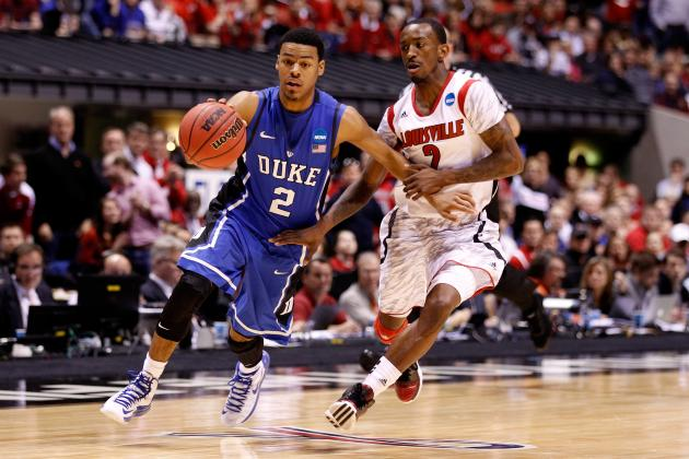 Duke vs. Louisville: Lone Flaw Proves Blue Devils' Ultimate Undoing in Elite 8