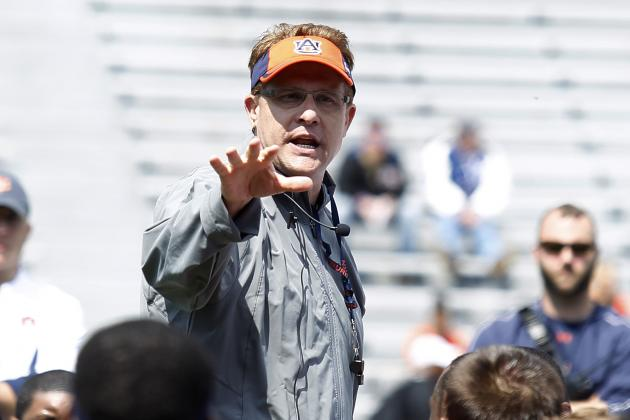 Auburn Football: Lessons Learned During Dreadful '12 Season Will Pay off in '13