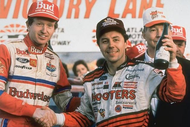Remembering Alan Kulwicki, a NASCAR Great Who Truly Did Things His Way