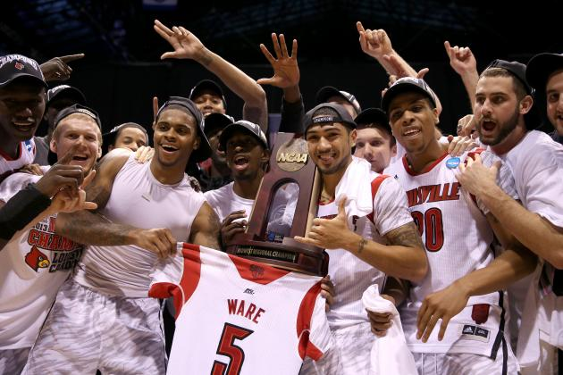 Kevin Ware Leg Injury: Louisville Shows Character and Resolve of a Champion