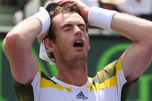 Murray Claims No. 2 Ranking with 'brutal' Miami Victory