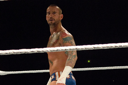 Is CM Punk Not Taking Time off After the 'Pipe Bomb' Haunting Him?