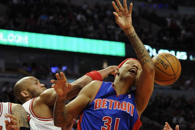 Pistons' Woes Continue as Bulls Beat Them for the 18th Consecutive Time