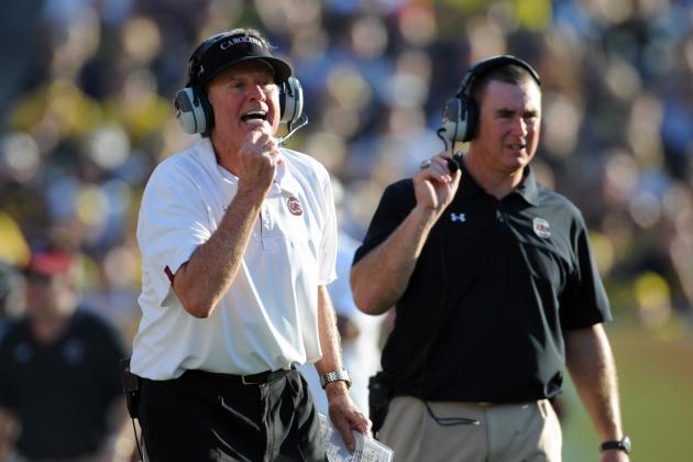 South Carolina Football: Breaking Down the LB Depth Chart