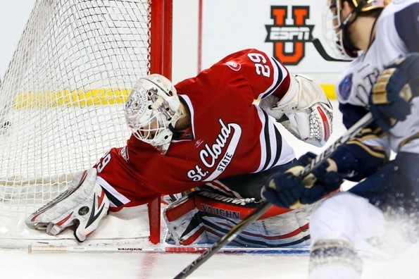 St. Cloud, Quinnipiac Complete 2013 NCAA Hockey Frozen Four Field