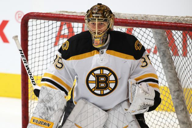 Bruins Shut out Sabres 2-0
