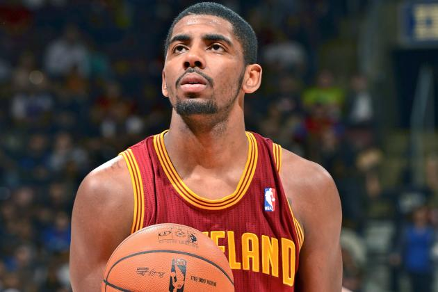 Kyrie Irving: Grading Cleveland Cavaliers Star's Return from Injury