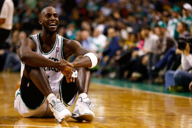 How Would the Boston Celtics Survive a Lengthy Kevin Garnett Absence?