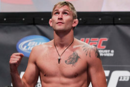 Gustafsson Suffers Facial Cut, UFC on FUEL TV 9 Bout with Gegard Mousasi