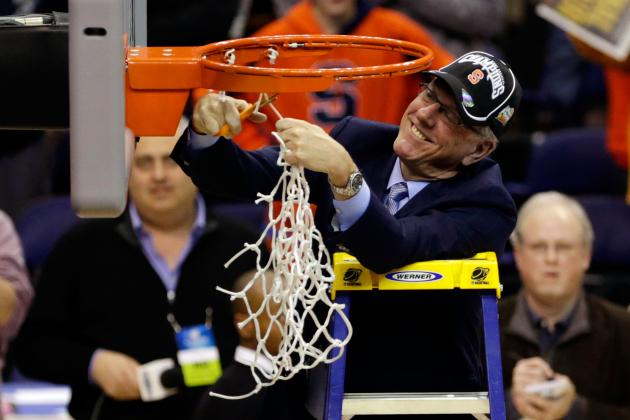Syracuse Basketball: What 2013 Final Four Means for Jim Boeheim's Legacy