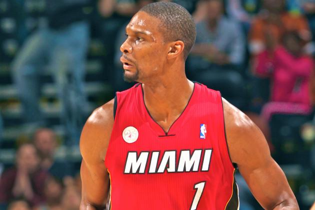 Chris Bosh Rises to the Occasion in Miami Heat Spotlight