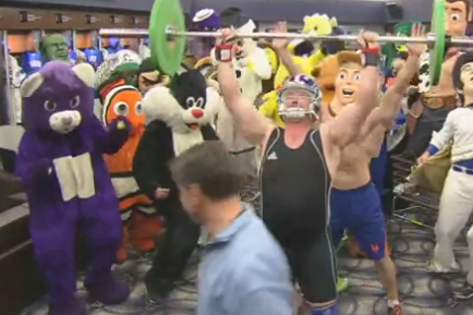 Mets Do 'Harlem Shake'
