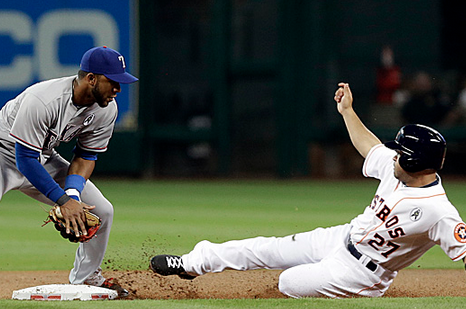 2013 MLB Season Firsts Provided by Astros, Rangers