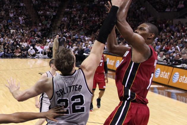 Heat 88, Spurs 86