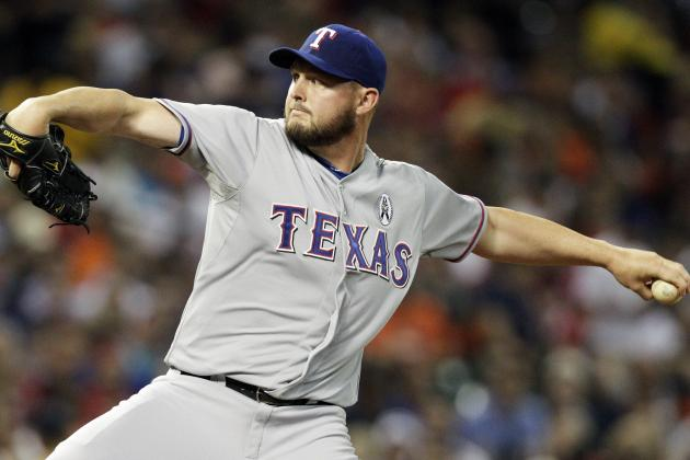 Rapid Reaction: Astros 8, Rangers 2