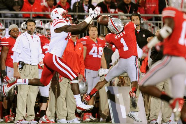 Ohio State's Secondary Is in Good Hands with Bradley Roby at Cornerback
