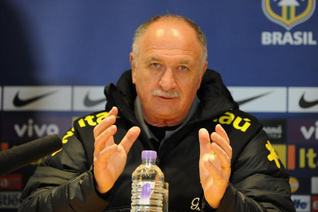 Are Luiz Felipe Scolari's Brazil on Track Ahead of 2014 World Cup?