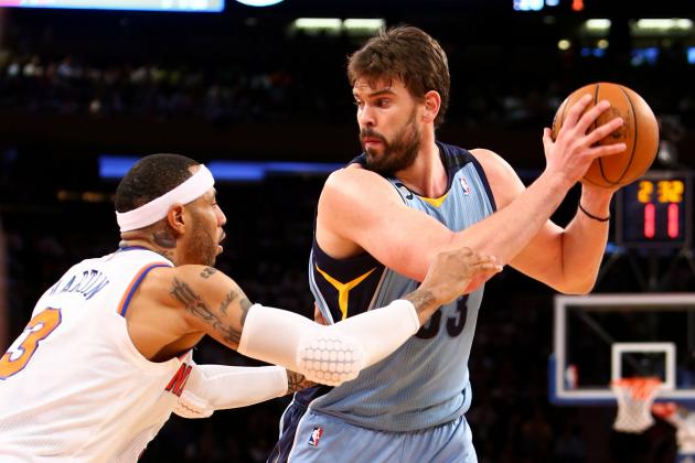 What Memphis Grizzlies Learned About Survival Through Marc Gasol's Injury