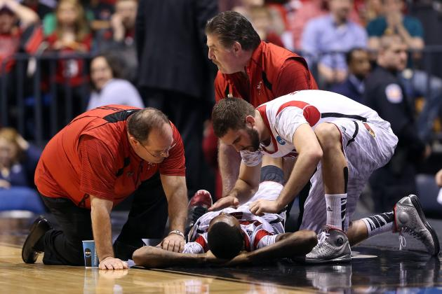 Kevin Ware Injury: Reaction to Guard's Broken Leg Displays Humanity of Sports