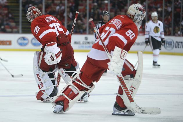 Detroit Red Wings Lose 7-1 Without Zetterberg on Gordie Howe's 85th Birthday
