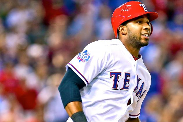 Elvis Andrus and Rangers Reportedly Agree on Massive Contract Extension
