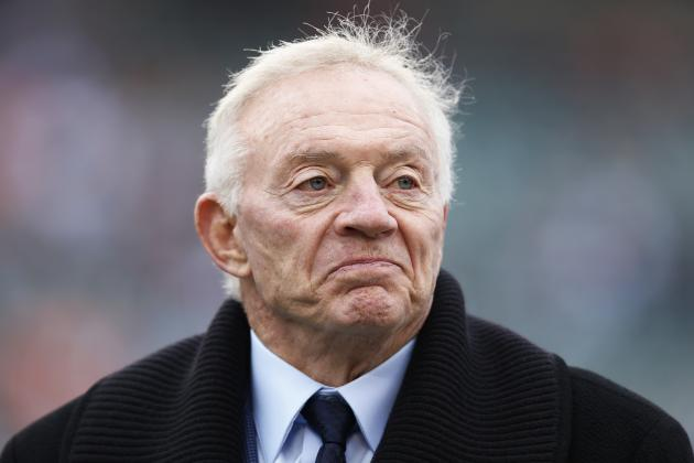 Is Jerry Jones the New Al Davis?