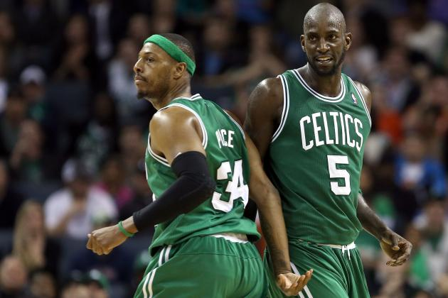 Are Boston Celtics' Kevin Garnett and Paul Pierce Officially over the Hill?