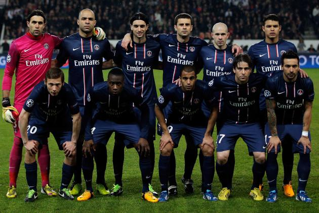 PSG vs. Barcelona: Complete Champions League Preview