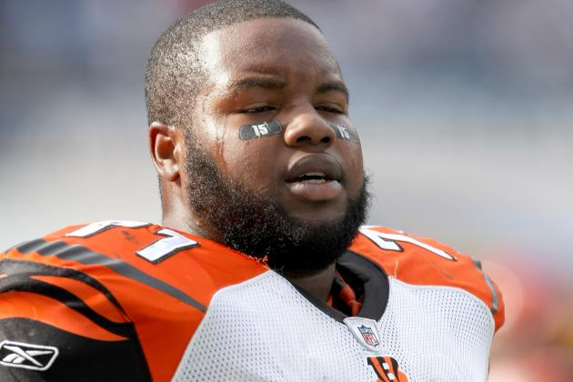 Andre Smith Unhappy with Cincinnati Bengals Offer